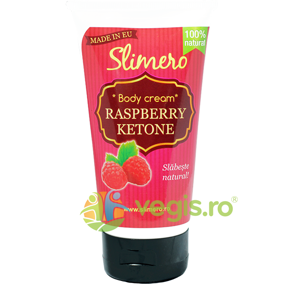 MADHOUSE Slimero Cetona De Zmeura (Raspberry ketone) Body Gel 150ml