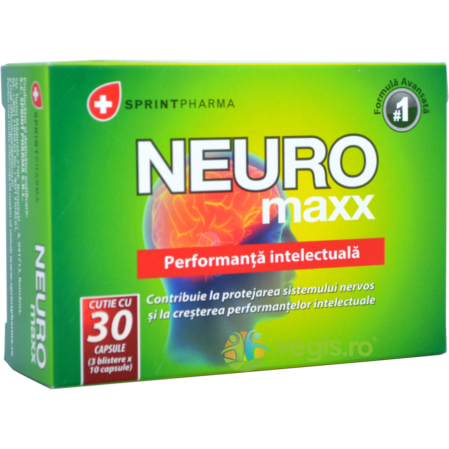 SPRINT PHARMA Neuro Maxx 30cps