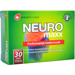 Neuro Maxx 30cps SPRINT PHARMA