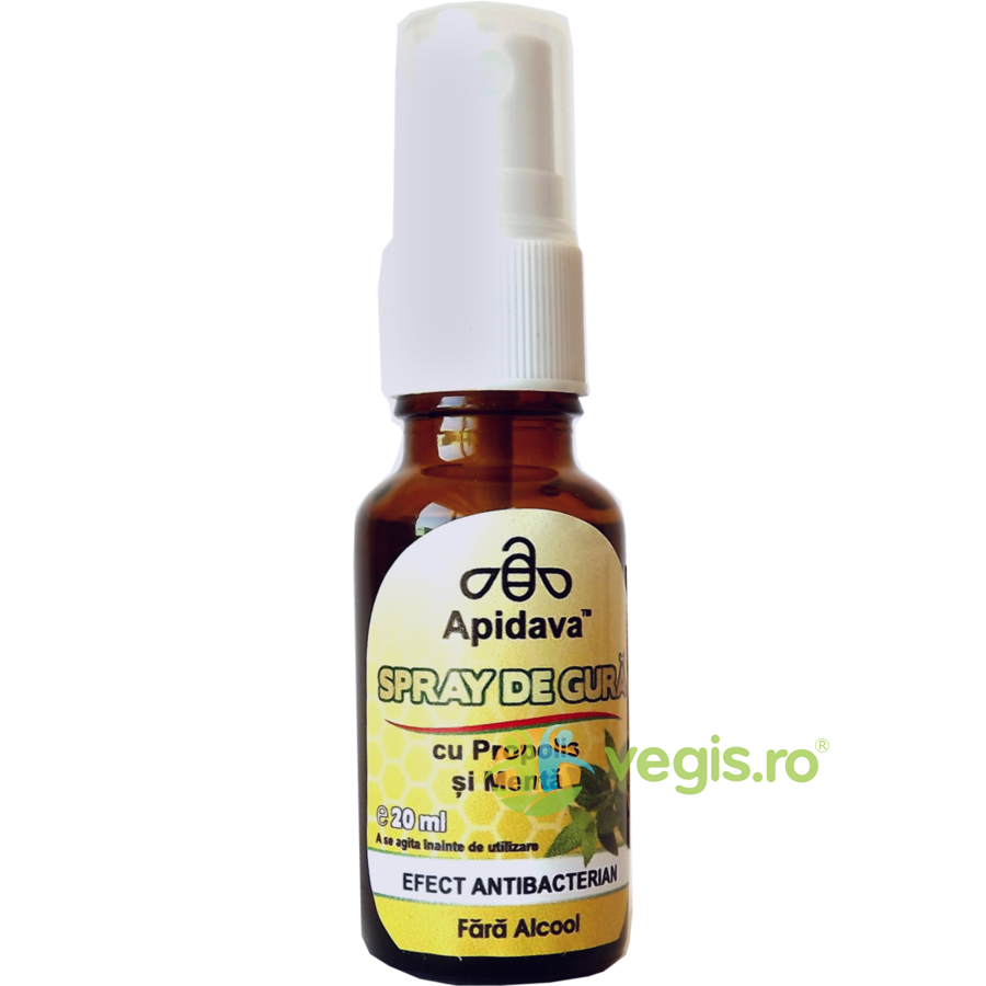 APIDAVA Spray De Gura 20ml