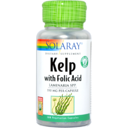 Kelp 550mg 100cps SOLARAY