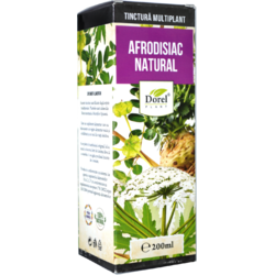 Afrodisiac Natural 200ml DOREL PLANT