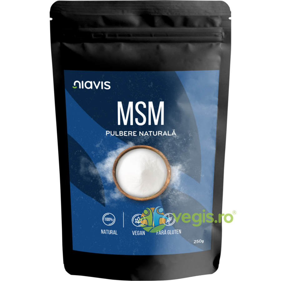 MSM Pulbere Naturala 250g