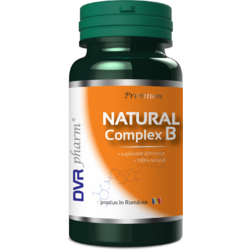 Natural Complex B 30cps DVR PHARM