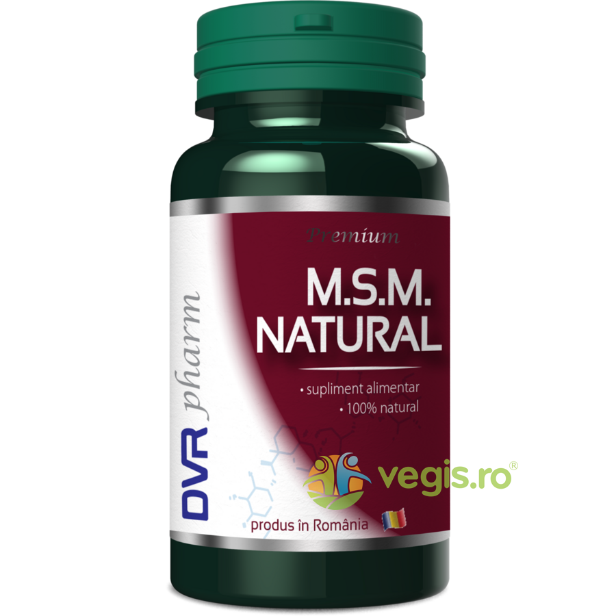 DVR PHARM MSM Natural 90cps