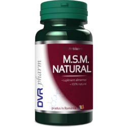 MSM Natural 90cps DVR PHARM