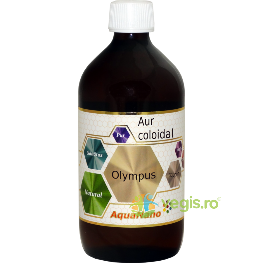 Aur Coloidal Olympus 480ml imagine