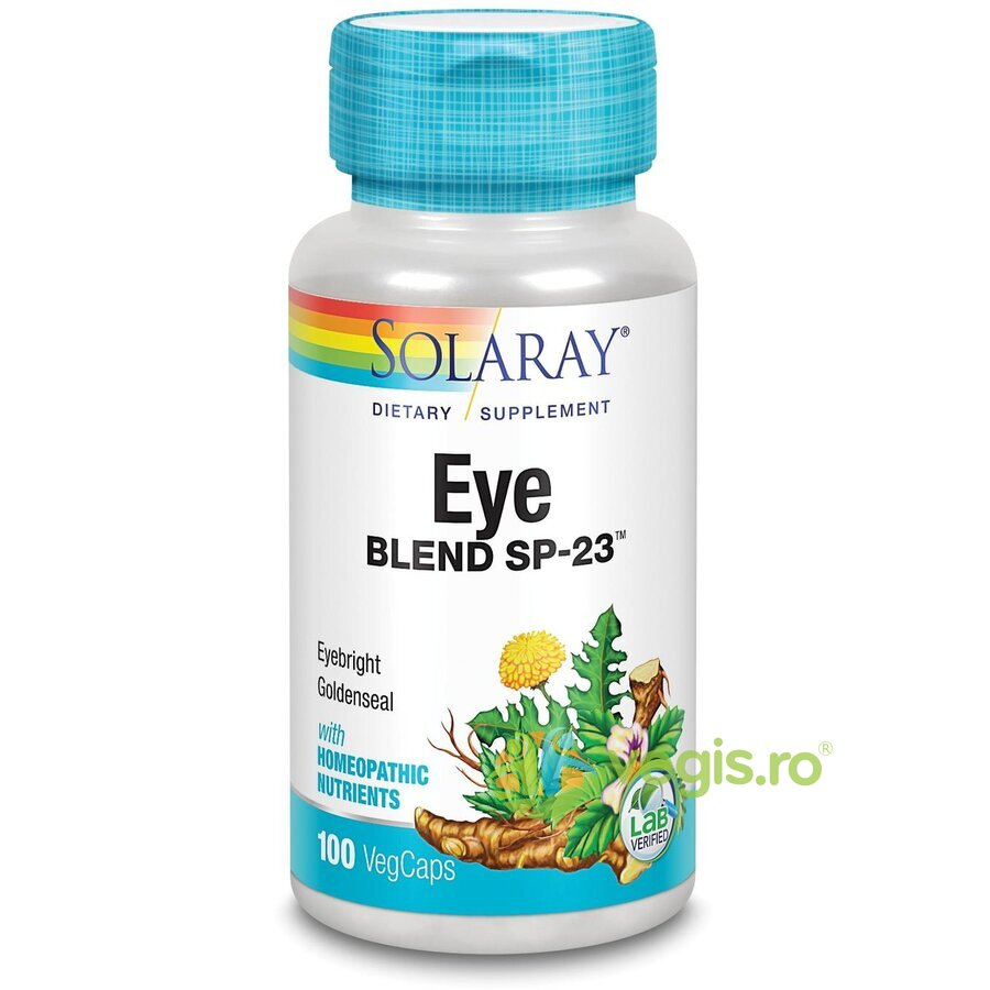 SOLARAY Eye Blend 100cps