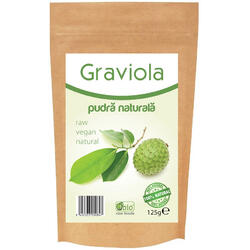 Graviola Pulbere Raw 125gr