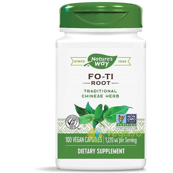 Fo-Ti 610mg 100cps NATURE'S  WAY
