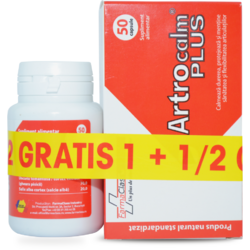 Artrocalm Plus 50cps 1+ 1-50% Gratis FARMACLASS