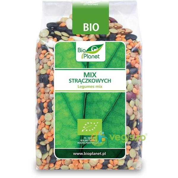 Mix De Leguminoase Ecologic/Bio 400g BIO PLANET