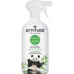 Solutie De Curatat Universala Coaja De Citrice Eco/Bio 800ml ATTITUDE