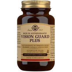 Vision Guard Plus 60cps Vegetale SOLGAR