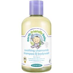 Sampon Si Gel De Dus Baby Cu Musetel Ecologic/Bio 250ml EARTH FRIENDLY PRODUCTS
