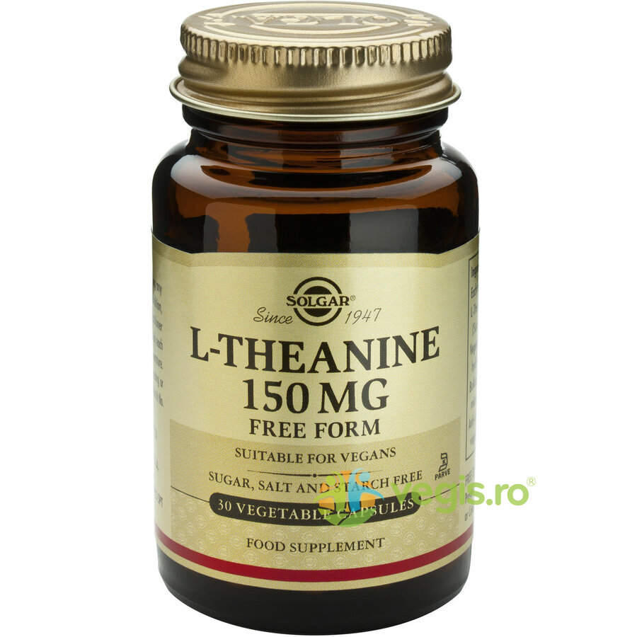 L-Theanine 150mg 30cps Vegetale