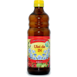 Ulei Seminte In 500ml HERBAVIT