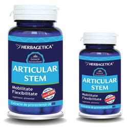 Articular Stem 60cps+10cps Promo HERBAGETICA