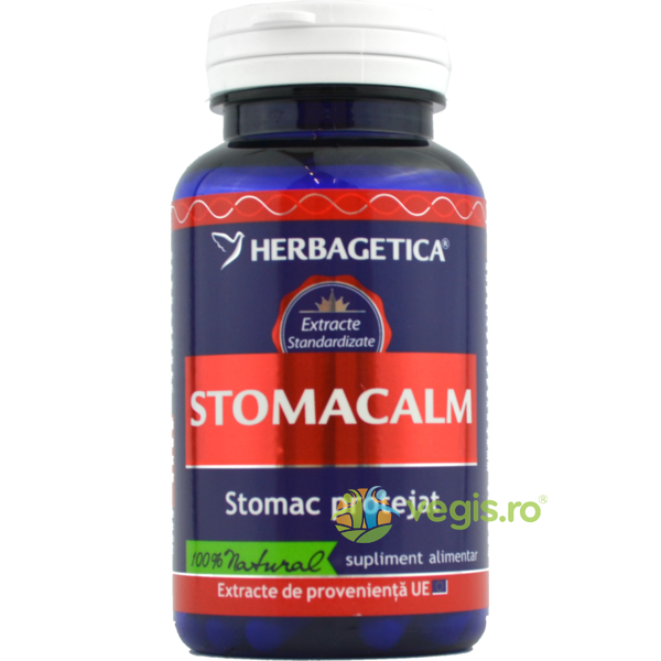 Stomacalm 60Cps HERBAGETICA