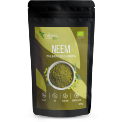Neem Pulbere Ecologica/Bio 125g