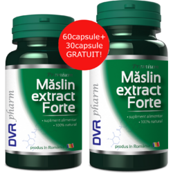 Maslin Forte Extract 60cps+30cps Gratis