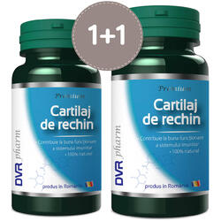 Cartilaj De Rechin 60cps+30cps DVR PHARM