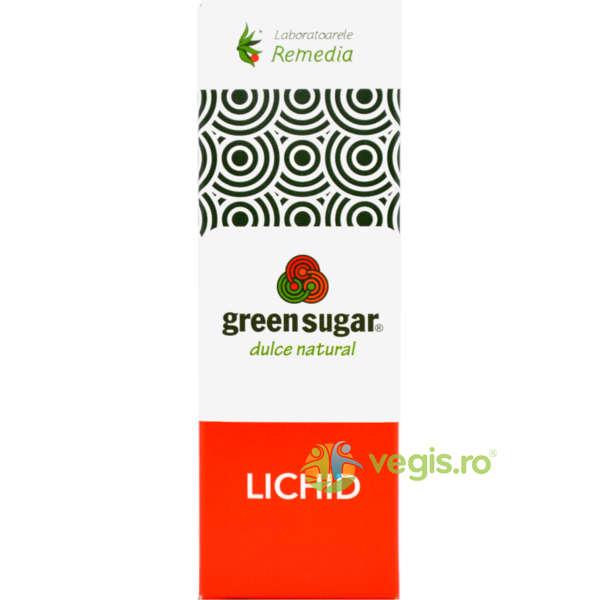 Green Sugar Lichid 50ml REMEDIA