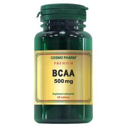 BCAA 500mg 60cpr Premium COSMOPHARM