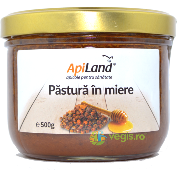 Pastura In Miere 500gr APILAND
