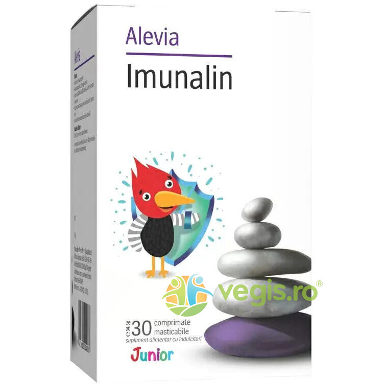Imunalin Junior 30cpr Masticabile