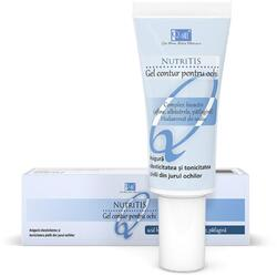 Nutritis Gel Contur Ochi 20ml TIS FARMACEUTIC