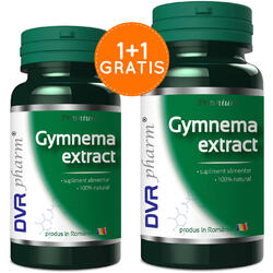 Gymnema Extract 60cps+30cps Gratis DVR PHARM