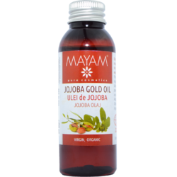 Ulei De Jojoba Eco/Bio Virgin 50ml MAYAM