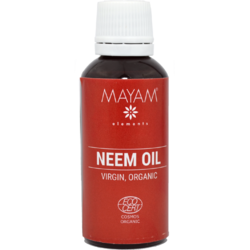 Ulei De Neem Eco/Bio Virgin 50ml MAYAM