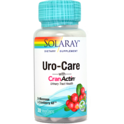 Uro-Care With Cranactin 30Cps SOLARAY