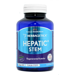 Hepatic Stem 120Cps HERBAGETICA