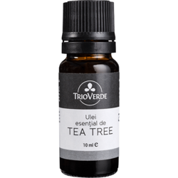 Ulei Esential de Tea Tree 10ml TRIO VERDE