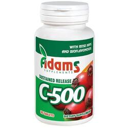 Vitamina C 500mg Macese 30tb ADAMS VISION