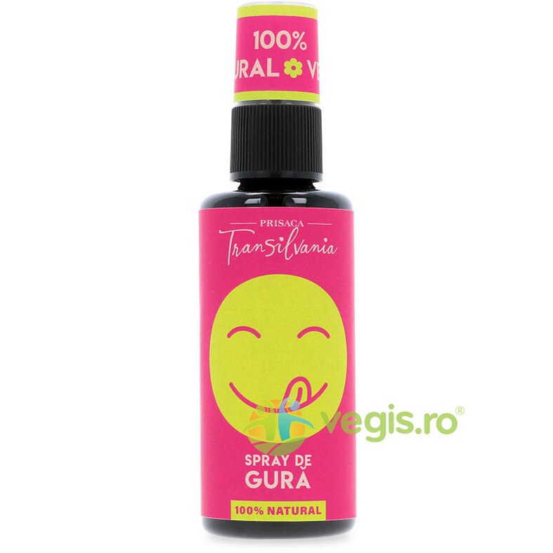 Spray de Gura Natural 50ml
