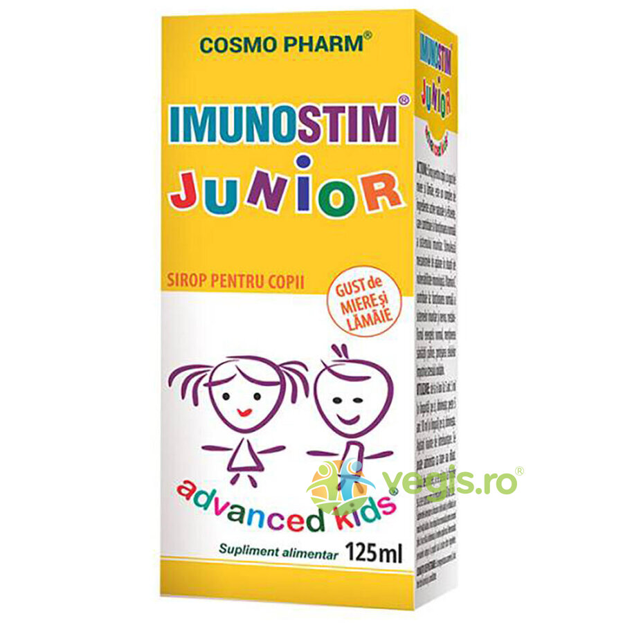 Sirop Imunostim Junior 125ml imgine