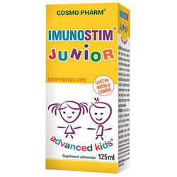 Sirop Imunostim Junior 125ml COSMOPHARM