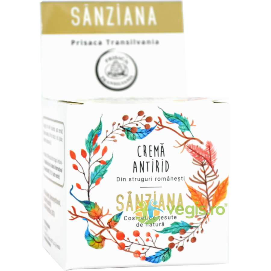 Crema Antirid Sanziana 30ml