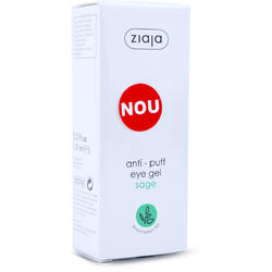 Gel Contur Ochi Anti-pungi Cu Extract Din Salvie 15ml ZIAJA
