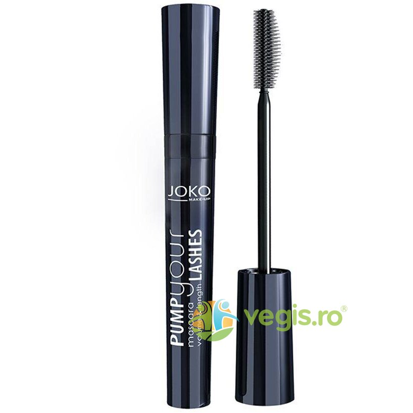 JOKO Mascara Pump Your Lashes Black 9ml