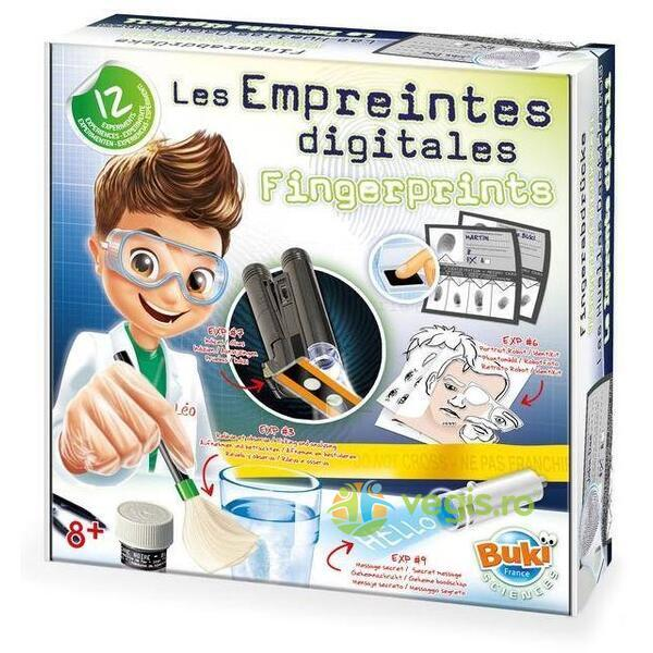 Les Empreintes digitales - Amprente digitale BUKI FRANCE