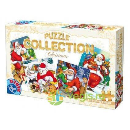 Puzzle Craciun Collection D TOYS