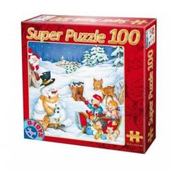 Super Puzzle Craciun 100 - 3