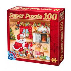 Super Puzzle Craciun 100 - 1