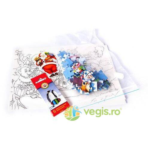 Puzzle Craciun Color Me 60 Pcs (65759)