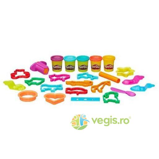 Plastilina Play-Doh: Set Fun (Hasbro)